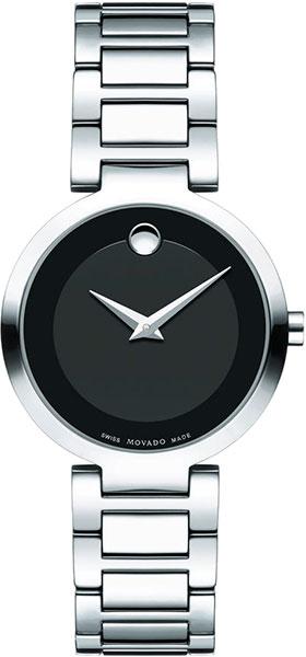 Женские часы Movado 0607101-m movado museum classic 0606503