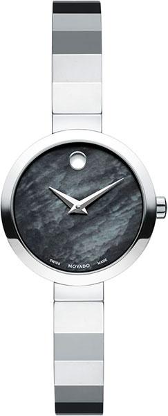Женские часы Movado 0607109-m movado museum classic 0606503
