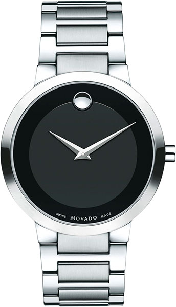 Мужские часы Movado 0607119-m movado 0606838