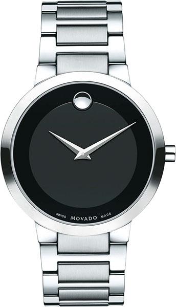 Мужские часы Movado 0607119-m movado bela 0607018