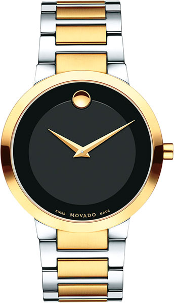 Мужские часы Movado 0607120-m movado bela 0607018