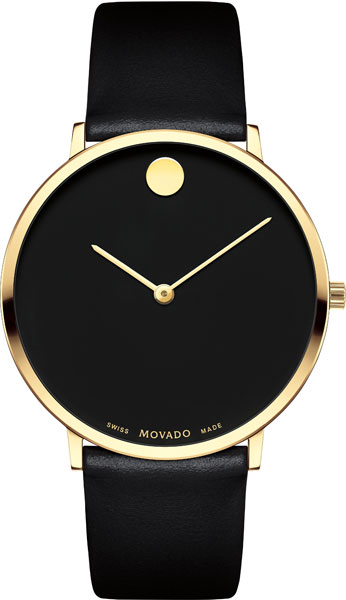 Мужские часы Movado 0607135-m movado bela 0607018