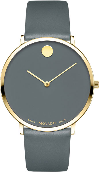 Мужские часы Movado 0607136-m movado museum classic 0606503