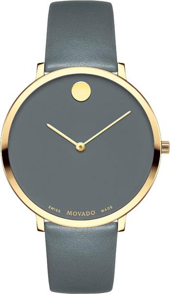 Женские часы Movado 0607140-m movado museum classic 0606503
