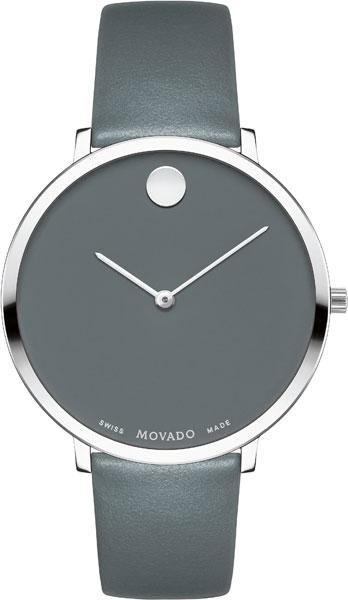 Женские часы Movado 0607144-m movado museum classic 0606503