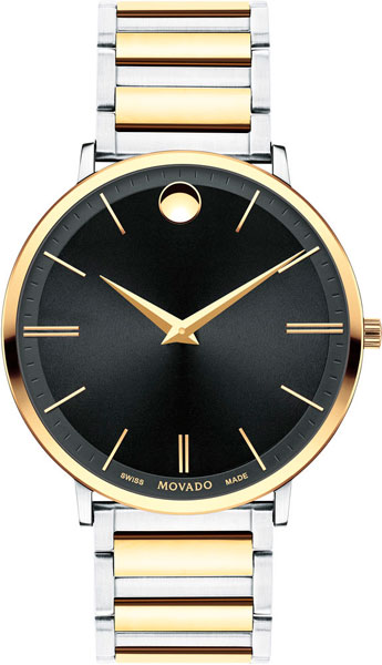 Мужские часы Movado 0607169-m movado bela 0607018