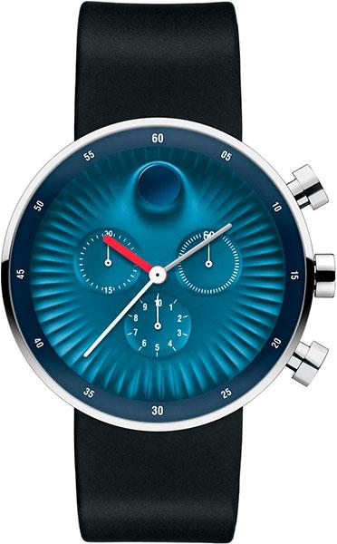 Мужские часы Movado 3680019-m movado bela 0607018