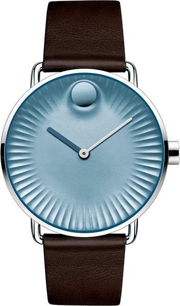 Мужские часы Movado 3680040-m мужские часы movado 0607060 m