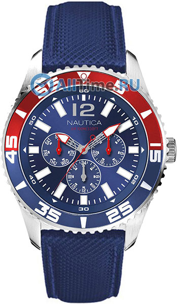 Мужские часы Nautica A14669G