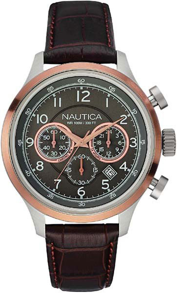 Мужские часы Nautica A16686G nautica napsdg003
