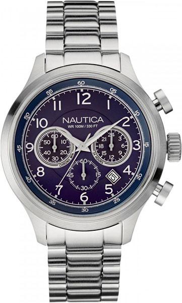 где купить Мужские часы Nautica A19630G по лучшей цене
