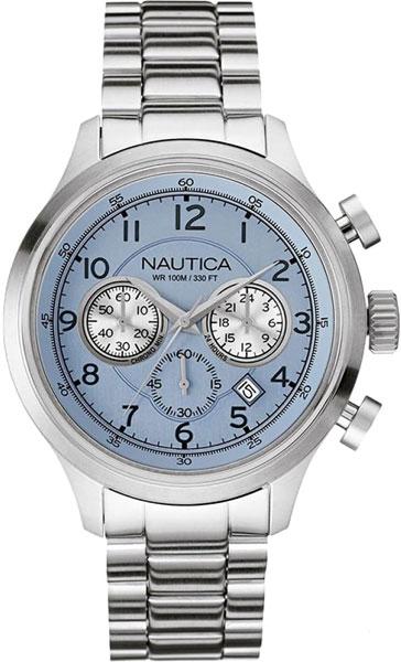 Мужские часы Nautica A19631G-ucenka