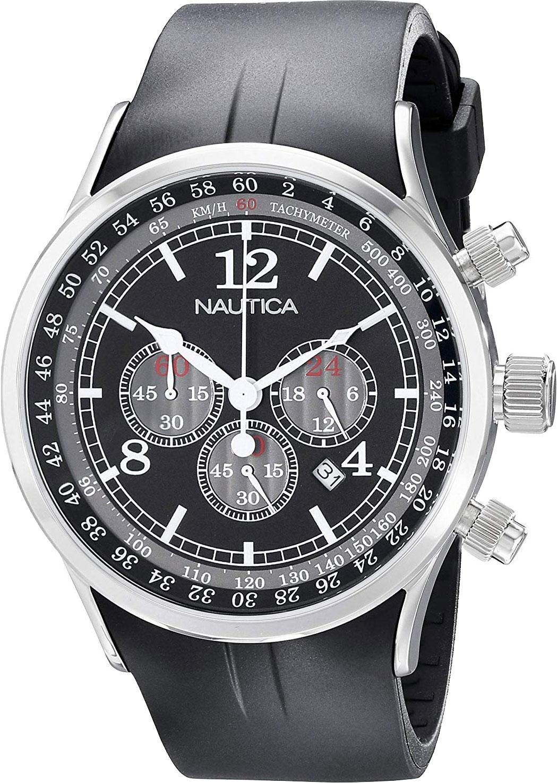 Мужские часы Nautica N13530G все цены