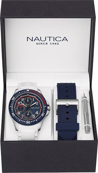 Мужские часы Nautica NAD14533G nautica nai13514g