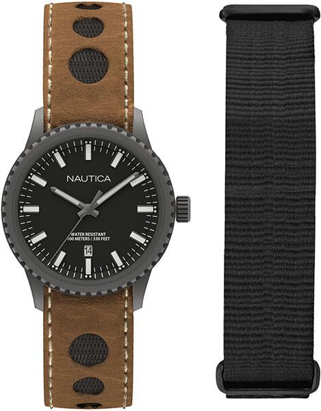 где купить Мужские часы Nautica NAD16000G по лучшей цене
