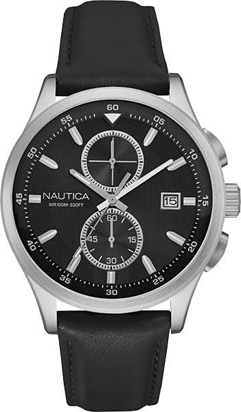 Мужские часы Nautica NAD16538G nad c275bee