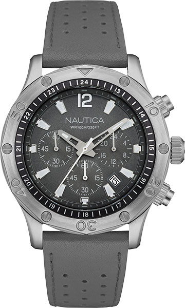 Мужские часы Nautica NAD16546G цена