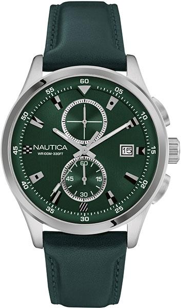 Мужские часы Nautica NAD16555G nad c275bee