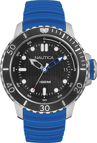 Мужские часы Nautica NAD18517G мужские часы nautica nai12522g