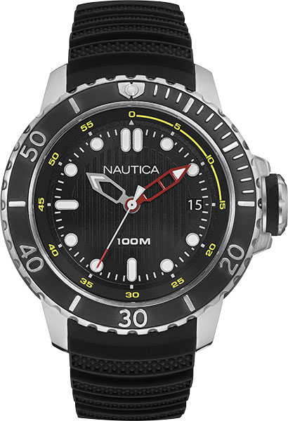 Мужские часы Nautica NAD18519G мужские часы nautica napfrb017