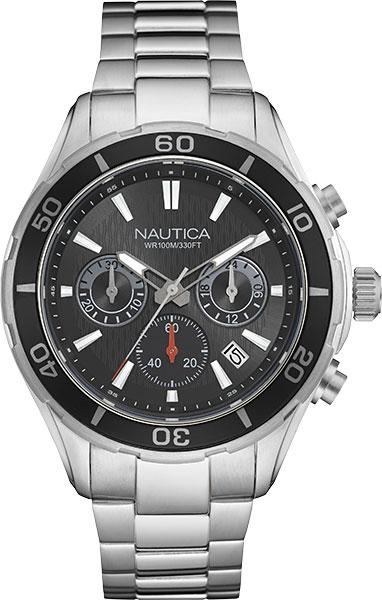 где купить Мужские часы Nautica NAD18525G по лучшей цене