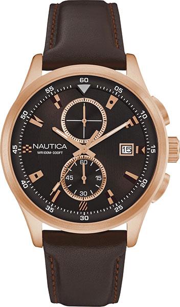 Мужские часы Nautica NAD19557G nad c275bee