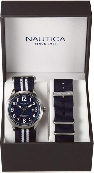Мужские часы Nautica NAI11509G мужские часы nautica nai12522g