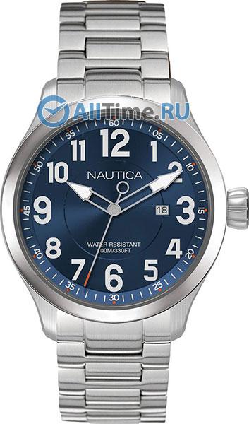 Мужские часы Nautica NAI12524G spt 1020 printhead crystaljet printers ink damper