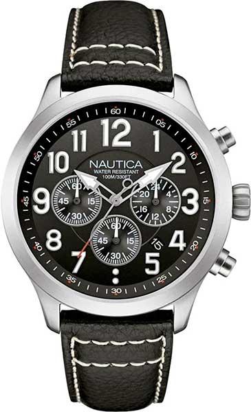 лучшая цена Мужские часы Nautica NAI14516G