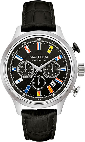 Мужские часы Nautica NAI16517G