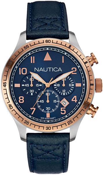где купить  Мужские часы Nautica NAI17500G  по лучшей цене