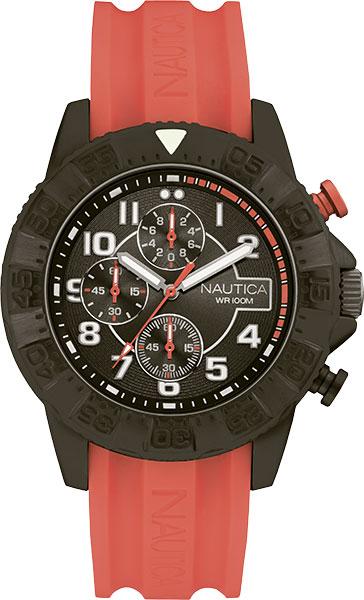 Мужские часы Nautica NAI17514G все цены