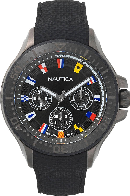 Мужские часы Nautica NAPAUC007 все цены