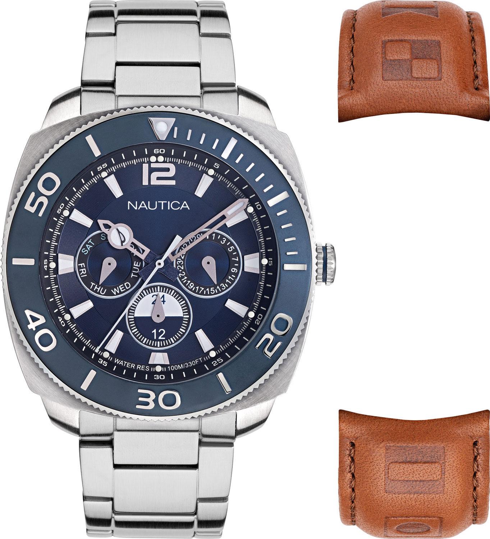 Фото - Мужские часы Nautica NAPBHS905 наручные часы nautica napadr004