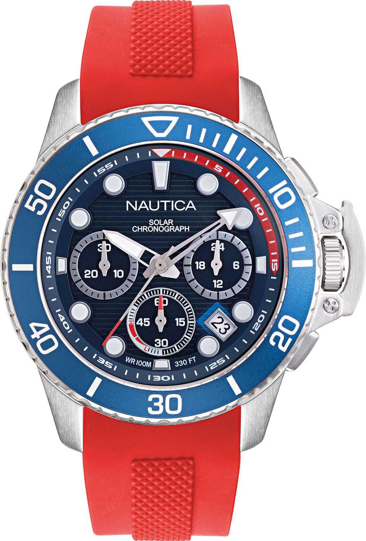 Мужские часы в коллекции Chrono Мужские часы Nautica NAPBSC903 фото