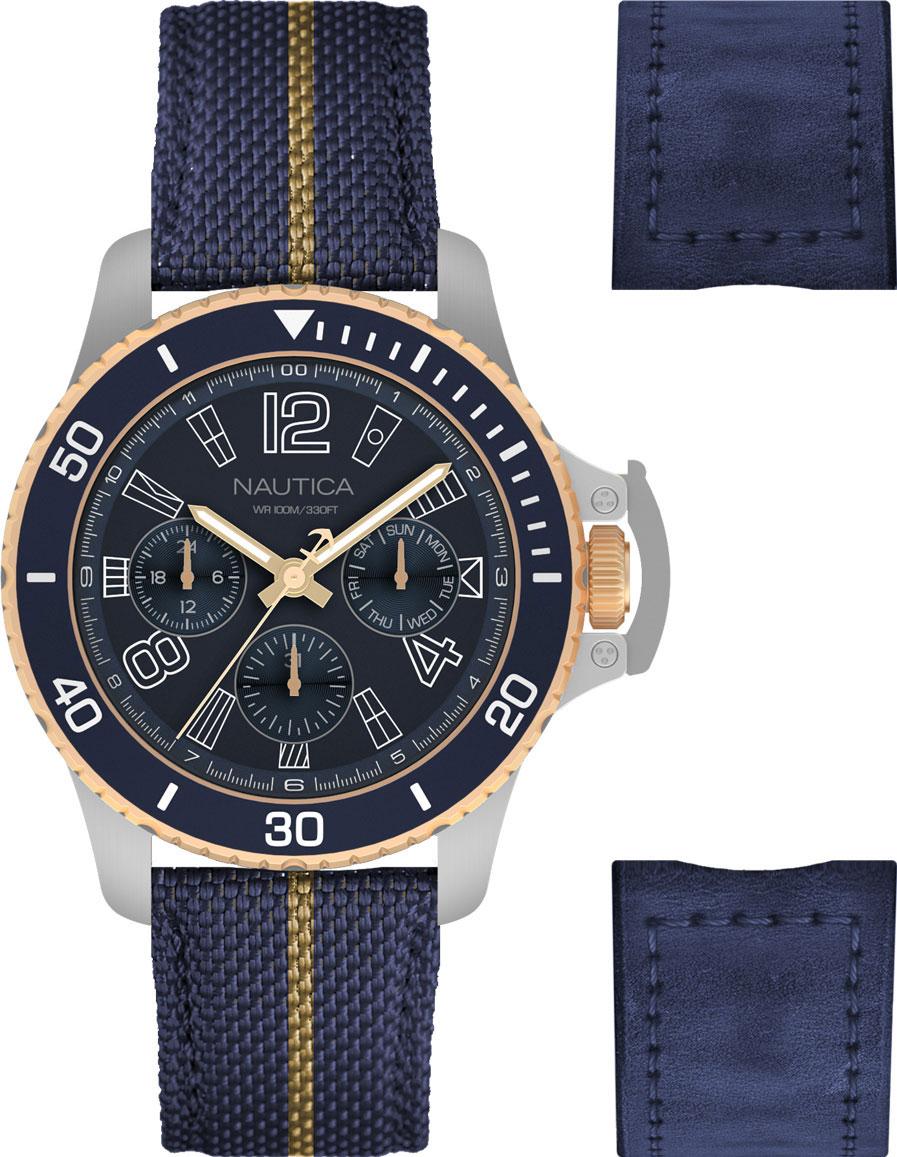 Мужские часы Nautica NAPBSF920