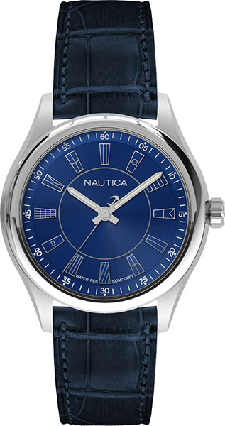 Мужские часы Nautica NAPBST002 рыбочистка apollo nautica алюминий