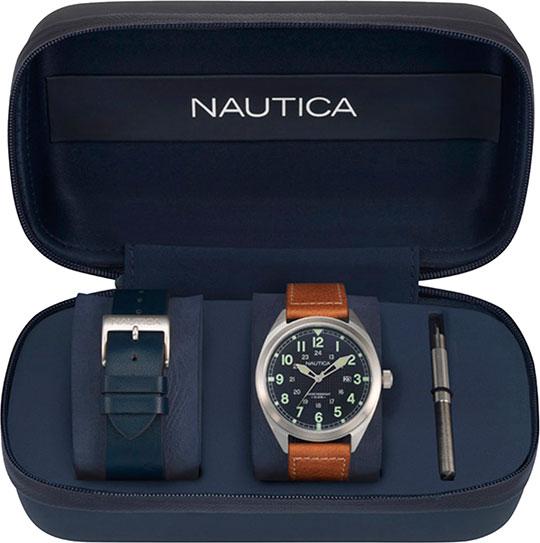 Мужские часы Nautica NAPBTP008 мужские часы nautica napfrb017