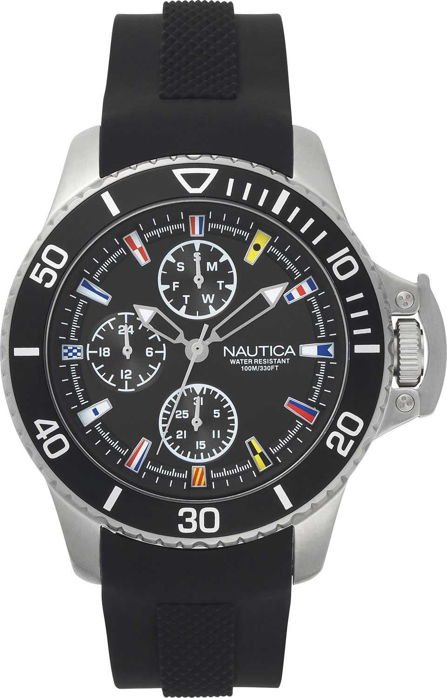 Мужские часы Nautica NAPBYS001