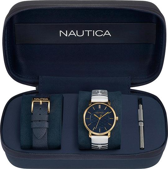 Женские часы Nautica NAPCGS008 все цены