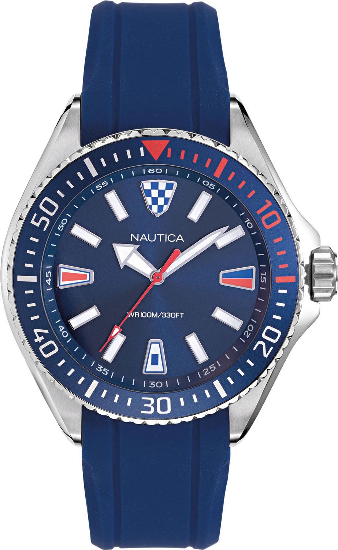 Фото - Мужские часы Nautica NAPCPS901 мужские часы nautica napfrb923