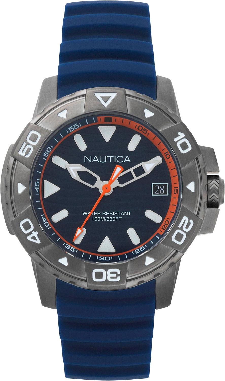 Мужские часы Nautica NAPEGT003 nautica naphst002
