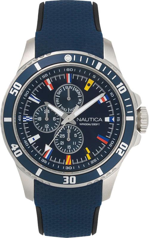 Мужские часы Nautica NAPFRB016 все цены