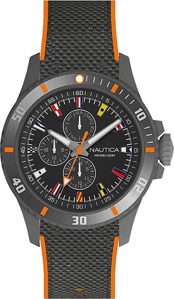 Мужские часы Nautica NAPFRB017 рыбочистка apollo nautica алюминий