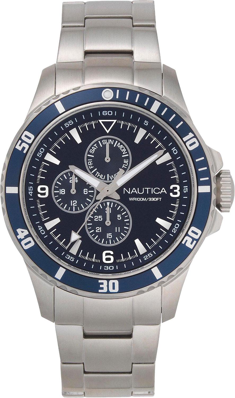 Мужские часы Nautica NAPFRB018 nautica