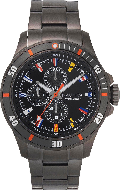 Мужские часы Nautica NAPFRB019 все цены