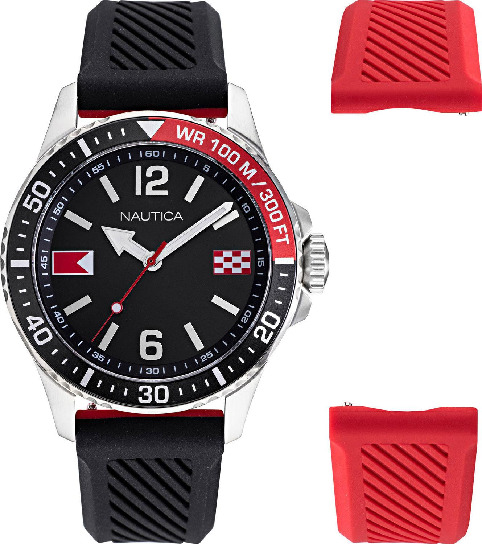 Фото - Мужские часы Nautica NAPFRB926 мужские часы nautica napfrb923