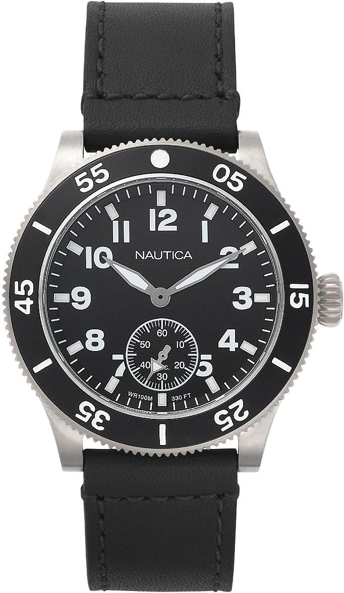Мужские часы Nautica NAPHST002 nautica nai13514g