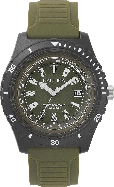 Мужские часы Nautica NAPIBZ009 nautica nai13514g