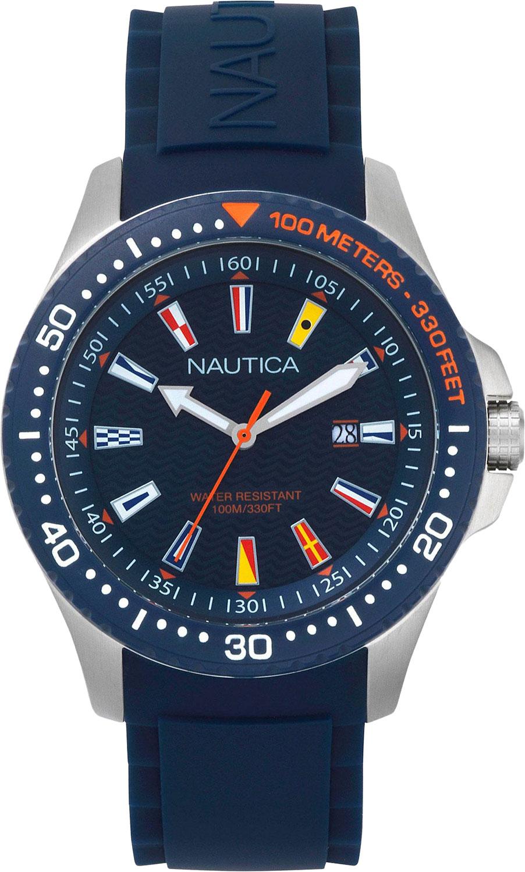 Мужские часы в коллекции Sport Мужские часы Nautica NAPJBC002 фото